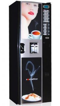 Aparate vending revizonate - Flymax F450 - 10buc