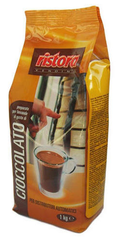 Ristora instant powder drinks with chocolate flavor 1 kg