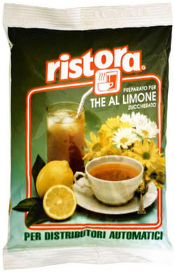 Ristora instant powder with sugar, lemon and chamomile 1 kg